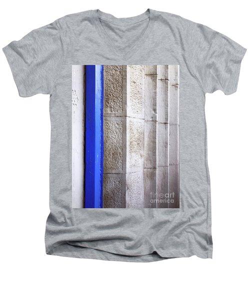 St. Sylvester's Doorway Men's V-Neck T-Shirt