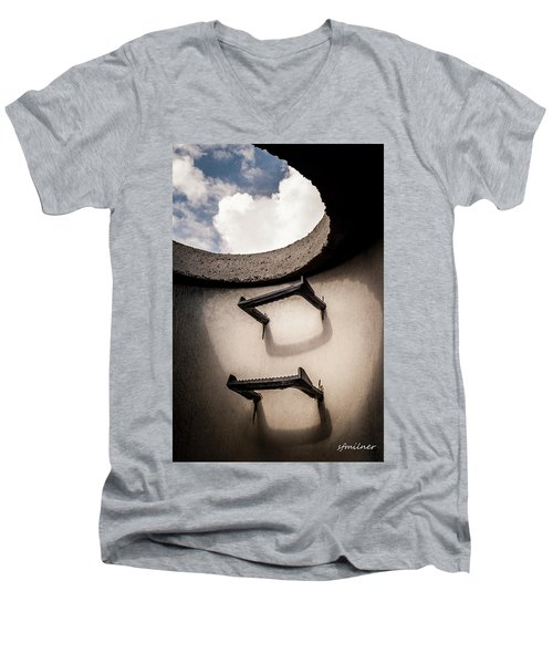 Stairway To Heaven - Inside Out Men's V-Neck T-Shirt