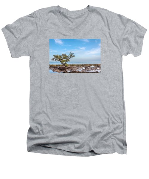 Stand Ffirm Men's V-Neck T-Shirt