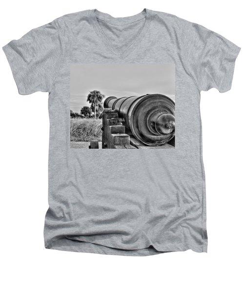 Standing Ground Men's V-Neck T-Shirt