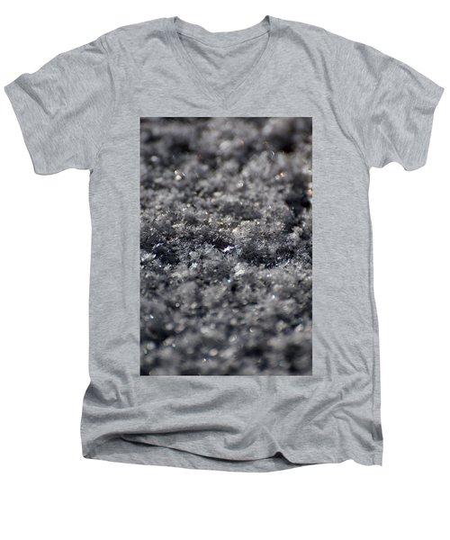 Star Crystal Men's V-Neck T-Shirt