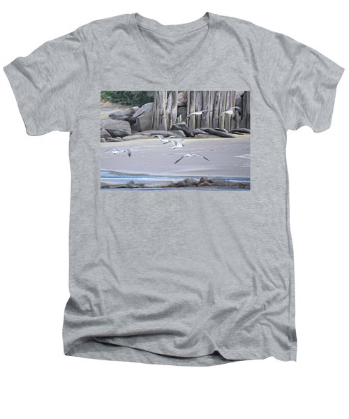Statio 12 Men's V-Neck T-Shirt