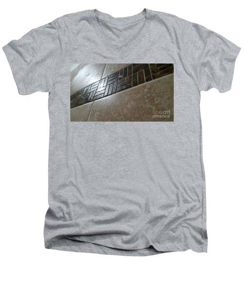 Steamlined Men's V-Neck T-Shirt