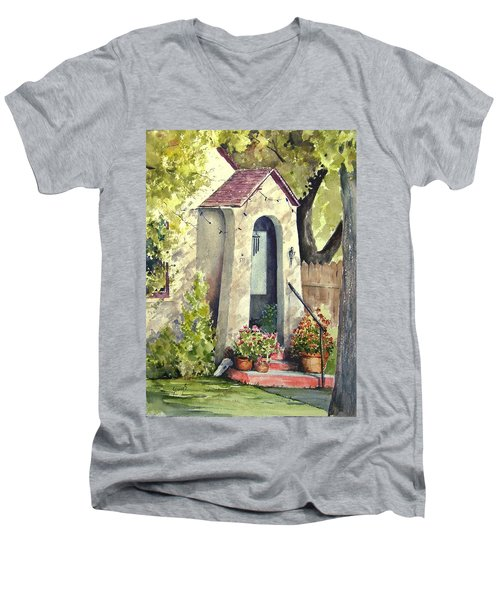 Stephanie's Porch Men's V-Neck T-Shirt