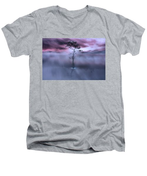 Stick Together The Storm Will Pass Men's V-Neck T-Shirt
