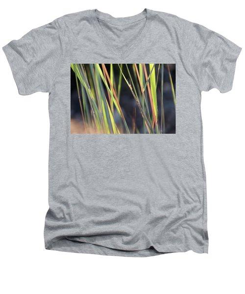 Still Emerging - Men's V-Neck T-Shirt
