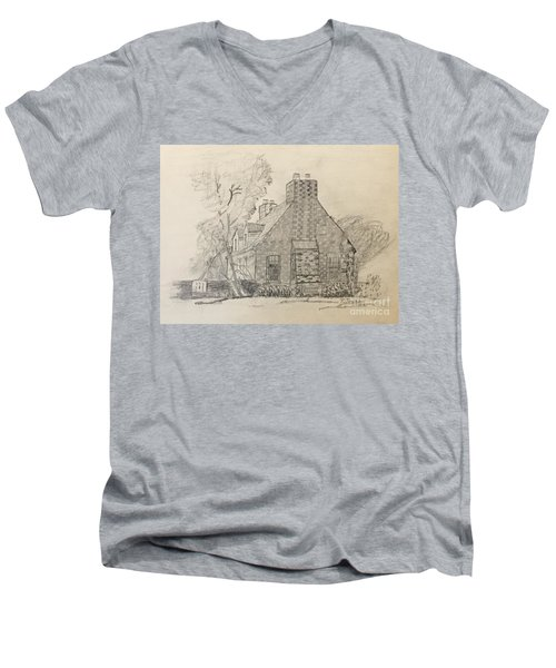 Stone Cottage Men's V-Neck T-Shirt