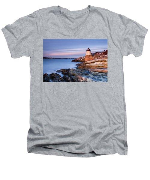 Stone On Rock Men's V-Neck T-Shirt