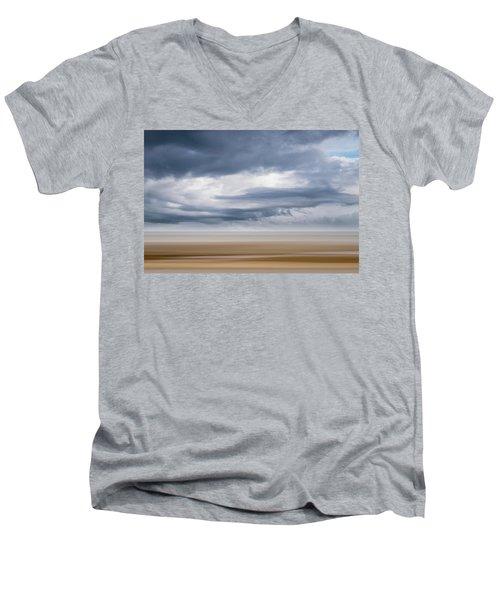 Storm Approaching Men's V-Neck T-Shirt