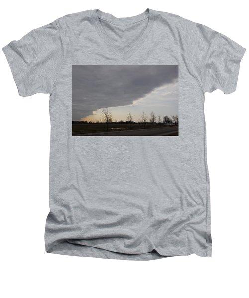 Storm Is Coming Men's V-Neck T-Shirt