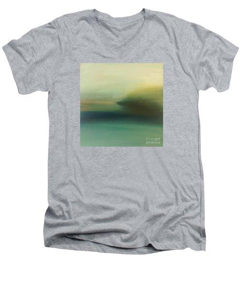 Storm Over Cuba Men's V-Neck T-Shirt