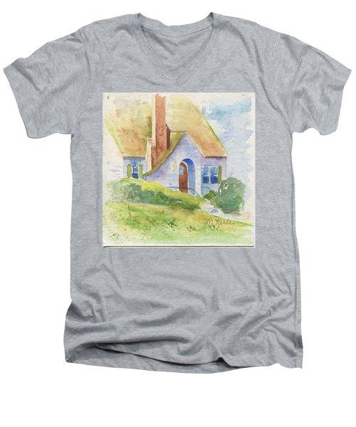 Storybook House Men's V-Neck T-Shirt