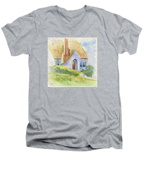 Storybook House Men's V-Neck T-Shirt