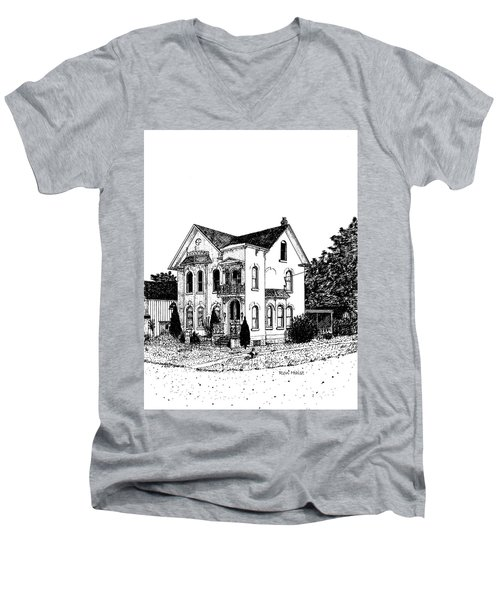 Stouffville House Men's V-Neck T-Shirt