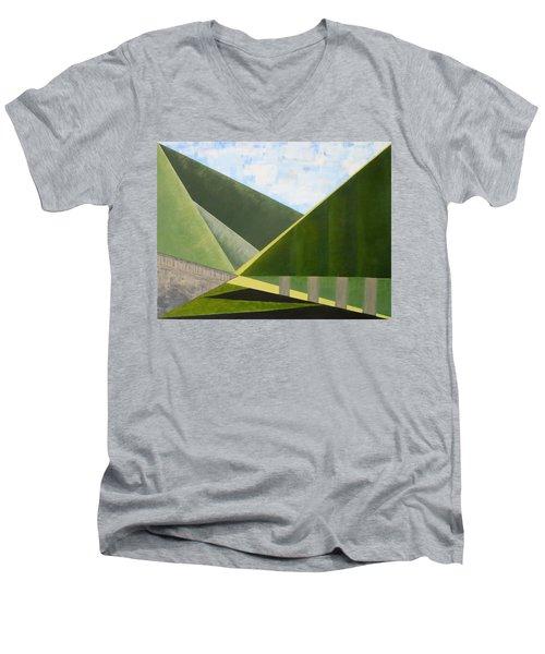 Stowe Men's V-Neck T-Shirt