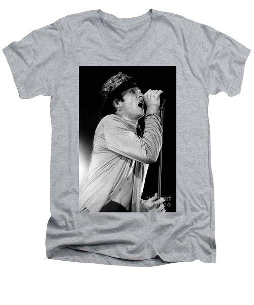 Stp-2000-scott-0930 Men's V-Neck T-Shirt