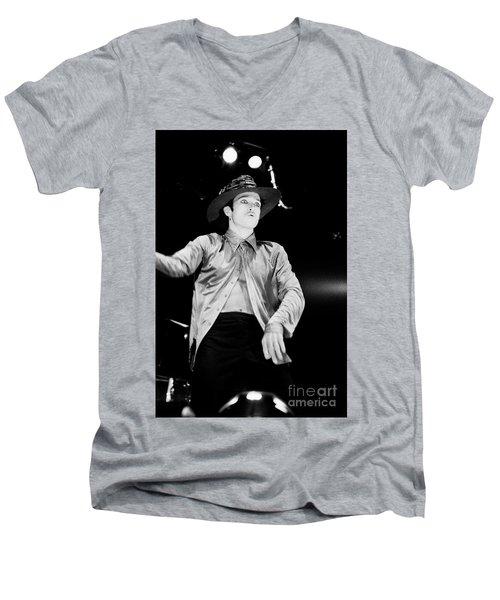 Stp-2000-scott-0942 Men's V-Neck T-Shirt