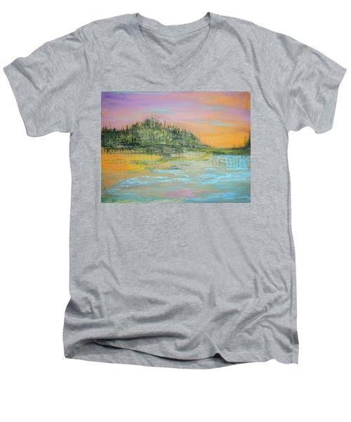 Stranded Men's V-Neck T-Shirt