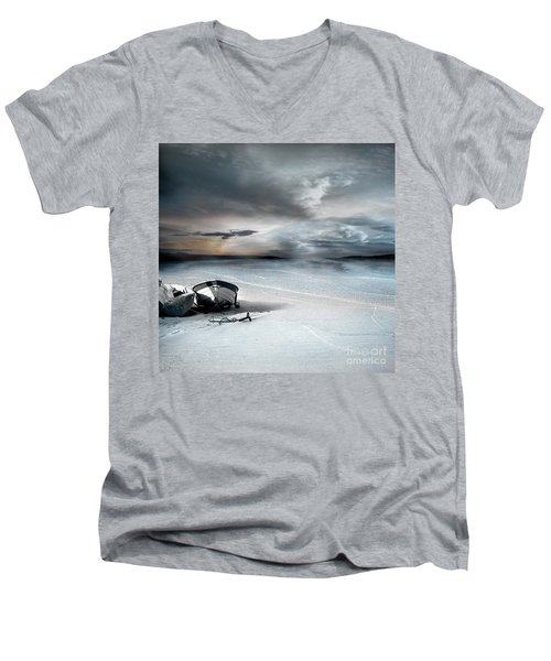 Stranded Men's V-Neck T-Shirt