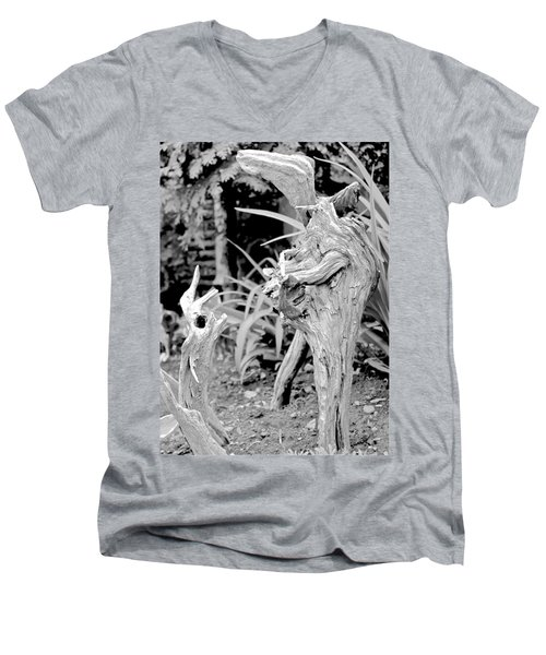 Strange Conversants Men's V-Neck T-Shirt