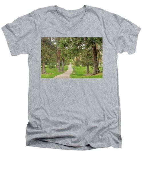 Stroll Men's V-Neck T-Shirt