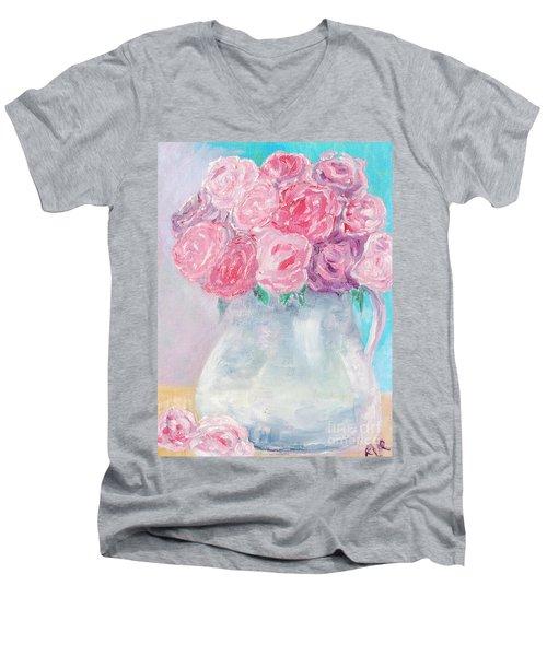 Study  Men's V-Neck T-Shirt