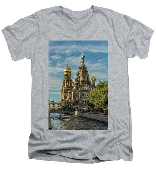 Stunning. Men's V-Neck T-Shirt