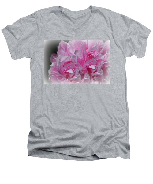 Summer Men's V-Neck T-Shirt