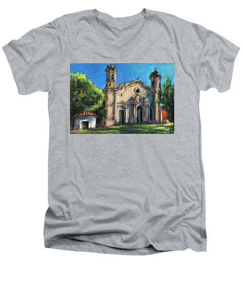 Summer Church Men's V-Neck T-Shirt