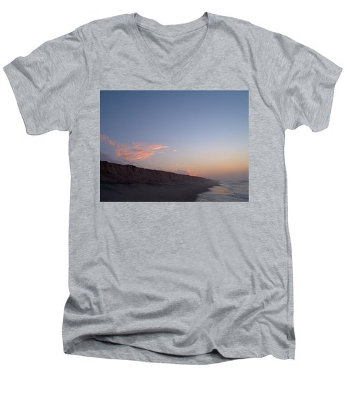 Summer Dawn Men's V-Neck T-Shirt