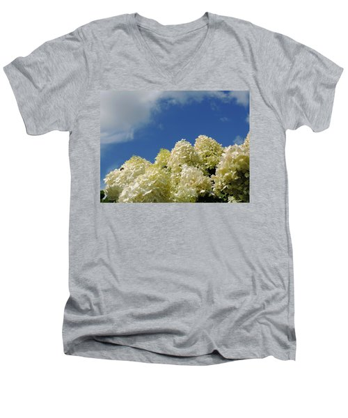 Summer Day Men's V-Neck T-Shirt