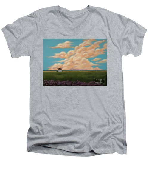 Summer Daydream Men's V-Neck T-Shirt