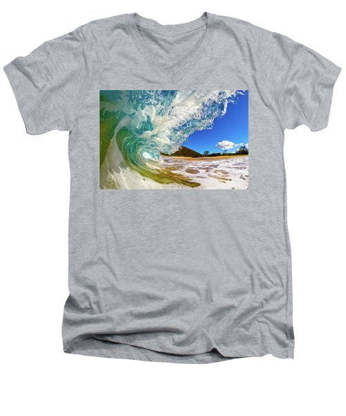 Summer Days Men's V-Neck T-Shirt