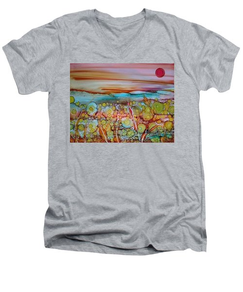 Summer Daze Men's V-Neck T-Shirt