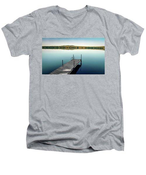 Summer Is Gone Men's V-Neck T-Shirt