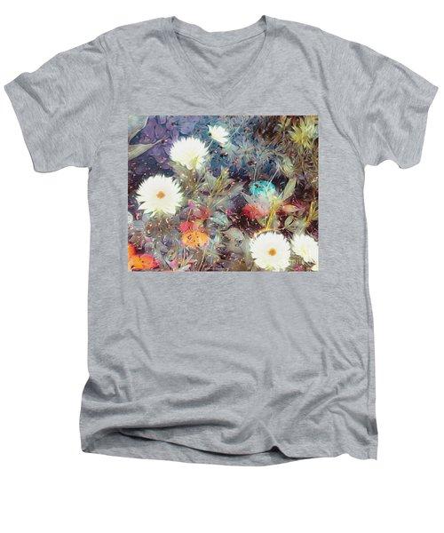 Summer Mix Men's V-Neck T-Shirt