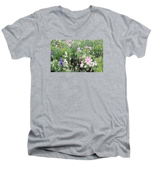 Summer Spray Men's V-Neck T-Shirt