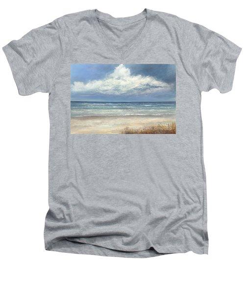 Summer's Day Men's V-Neck T-Shirt