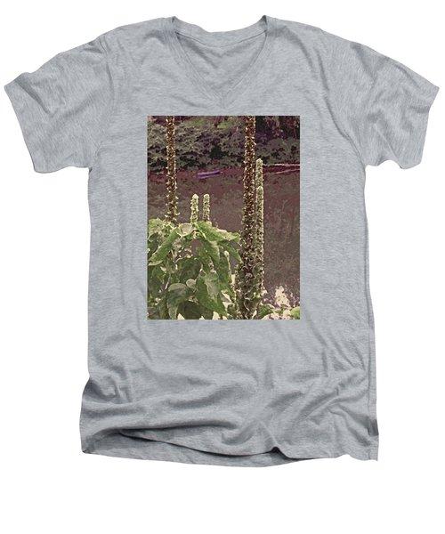 Summer's Last Stand Men's V-Neck T-Shirt