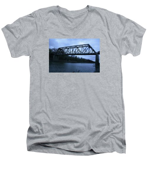 Sumner Missouri Men's V-Neck T-Shirt