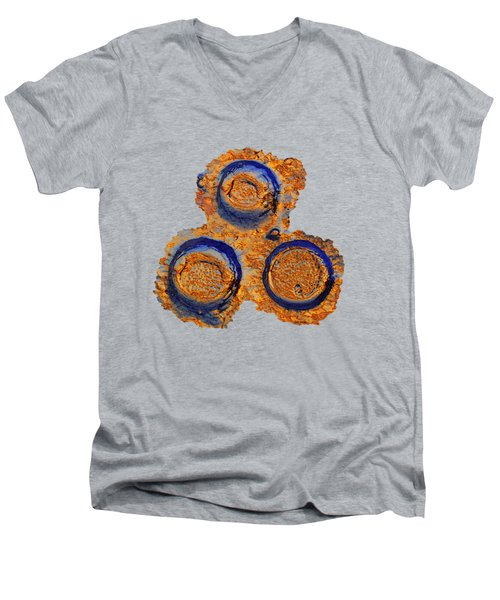 Sun Catchers Men's V-Neck T-Shirt by Sami Tiainen