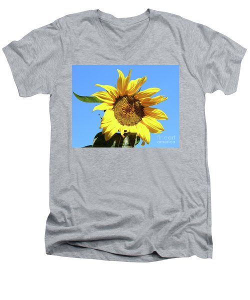 Sun In The Sky Men's V-Neck T-Shirt