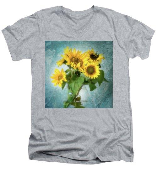 Sun Inside Men's V-Neck T-Shirt