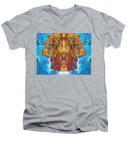 Sun To The Hathors Men's V-Neck T-Shirt