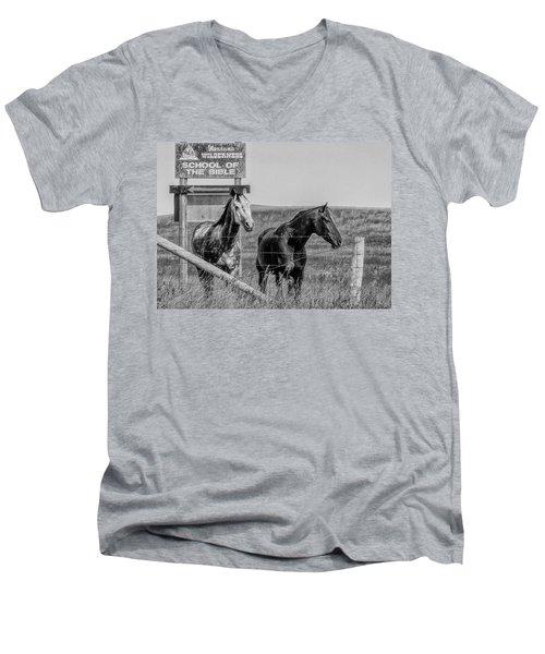 Sunday Afternoon Men's V-Neck T-Shirt