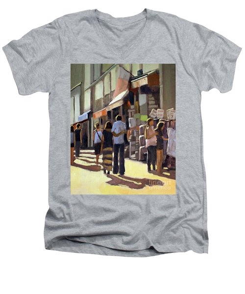 Sunday Bazaar Men's V-Neck T-Shirt