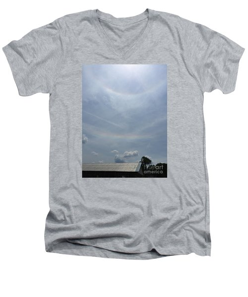 Sunday Promises  Men's V-Neck T-Shirt