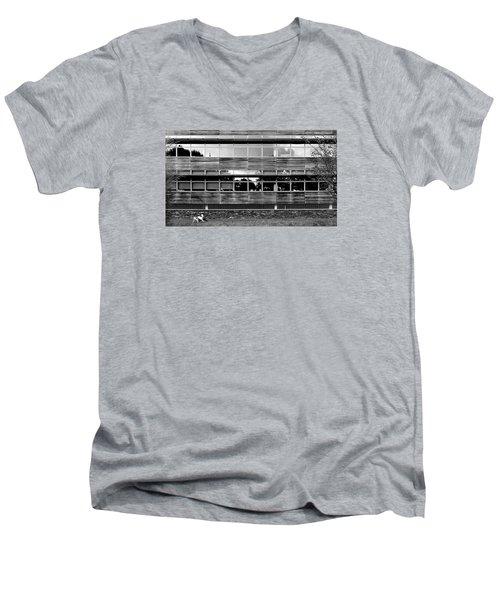 Sunday Walk Men's V-Neck T-Shirt