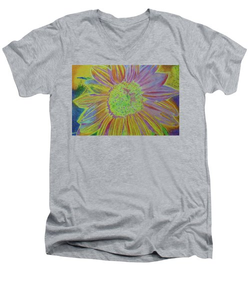 Sundelicious Men's V-Neck T-Shirt