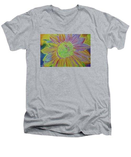 Sundelicious Men's V-Neck T-Shirt